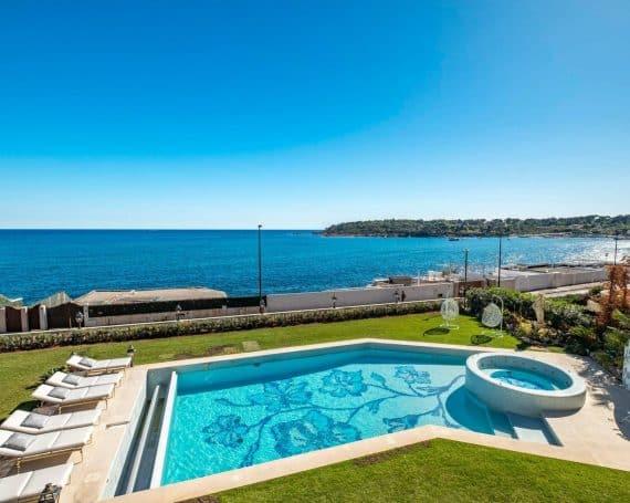 Olympia Villa Rental Cap Antibes French Riviera
